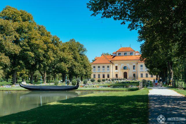 Lustheim Palace in Schleissheim, Munich