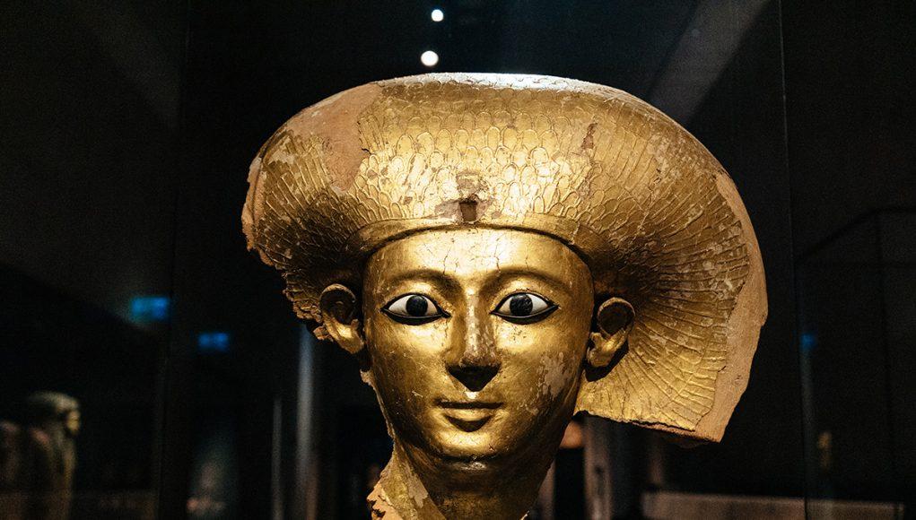 Egyptian Musuem munich - sat-djehuti sacrophargus