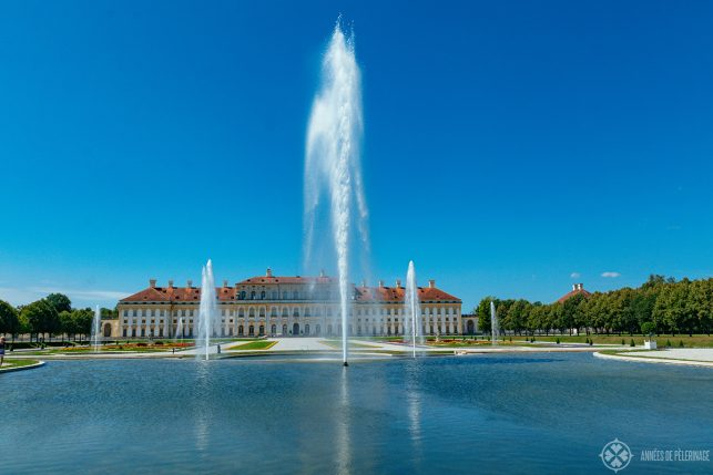 The Grand Cascade of Schleissheim Palace