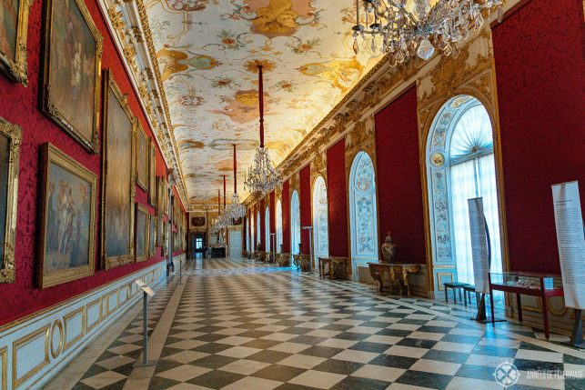 The Grand Gallery of Schleissheim Palace