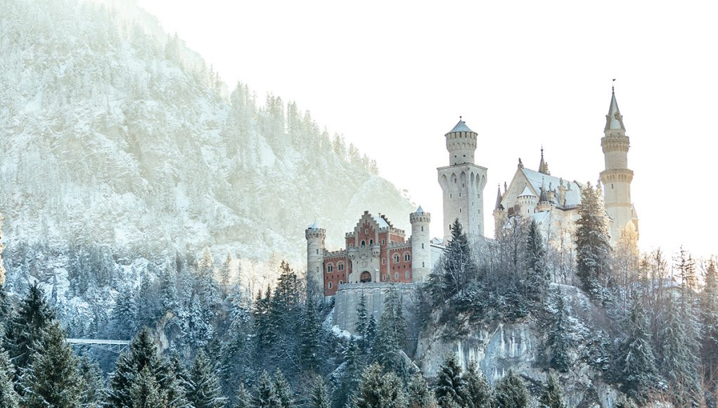 How to get from Munich to Neuschwanstein castle