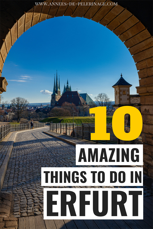 The 10 best things to do in Erfurt, Germany. A list of the top tourist attractions and landmarks in the city. This Erfurt travel guide will help you plan your perfect Germany itinerary.