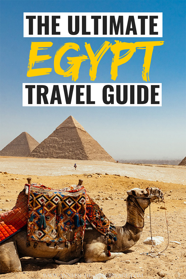 THe ultimate Egypt travel guide