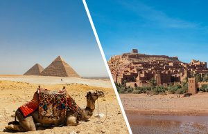 Egypt vs Morocco - which country should I visit?