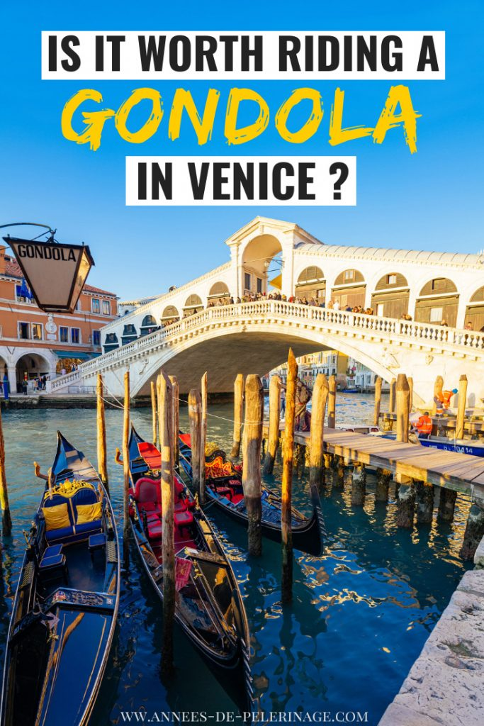 Is it worth riding a gondola in Venice, Italy? A detailed guide for first-timers and viable alternatives to a gondola ride in Venice.