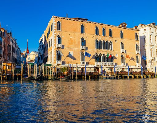 The Gritti Palace - one of the best luxury hotels in Venice, Italy
