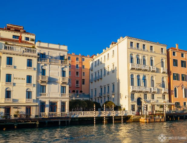 The new St. Regis Venice luxury hotel