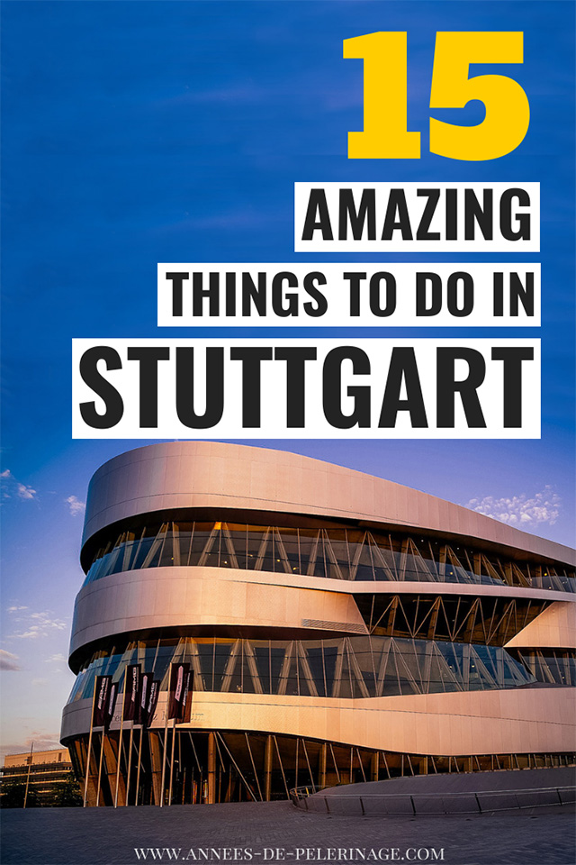 The top things to do in Stuttgart, Germany