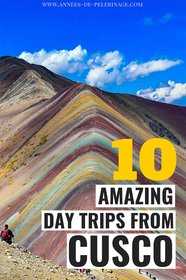The best day trips from Cusco, Peru