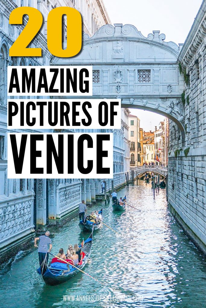 the best pictures of venice, italy