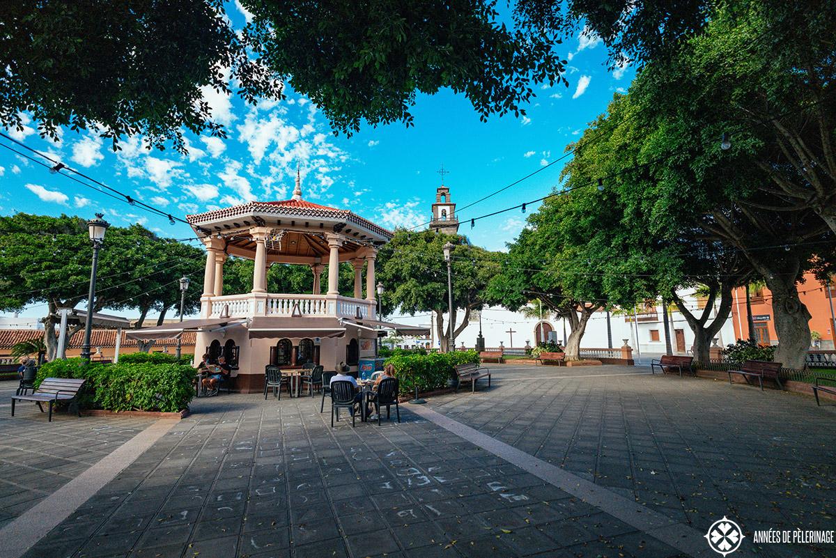 plaza Buenavista del Nte