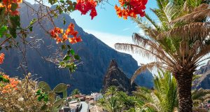 A beautiful village called Masca which is one of the top places to visit in Tenerife